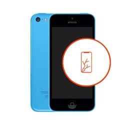 Naprawa refabrykacja szybki wyświetlacza iPhone 5c