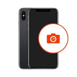 Wymiana szkiełka kamery iPhone X
