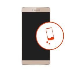 Diagnoza po zalaniu Huawei P8