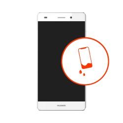Diagnoza po zalaniu Huawei P8 Lite