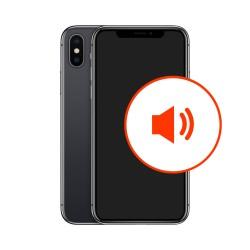 Wymiana głośnika dzwonków iPhone X