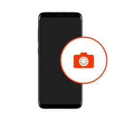 Wymiana przedniej kamery Samsung Galaxy S8