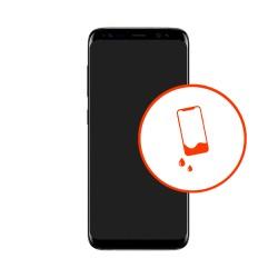 Diagnoza po zalaniu Samsung Galaxy S8