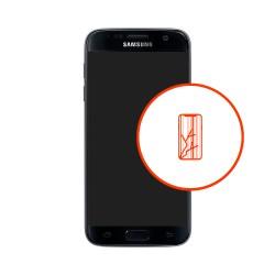 Wymiana wyświetlacza LCD digitizerj dotyk Samsung Galaxy S7