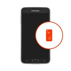 Wymiana tylnej obudowy, klapki baterii Samsung Galaxy S5...