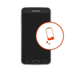 Diagnoza po zalaniu Samsung Galaxy S5