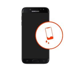 Diagnoza po zalaniu Samsung Galaxy J5
