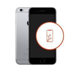 Naprawa refabrykacja szybki wyświetlacza iPhone 6