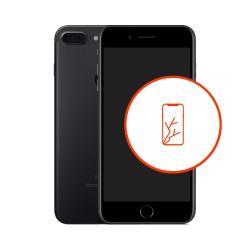Naprawa refabrykacja szybki wyświetlacza iPhone 7 Plus