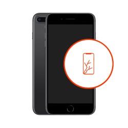 Naprawa refabrykacja szybki wyświetlacza iPhone 8 Plus
