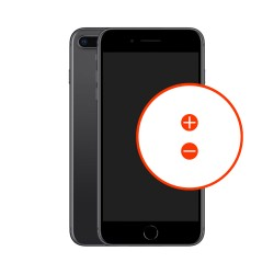 Wymiana przycisków głośności iPhone 8 Plus