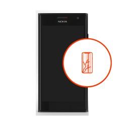 Wymiana wyświetlacza LCD digitizer dotyk Nokia Lumia 730/735