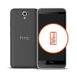 Wymiana wyświetlacza LCD digitizer dotyk HTC Desire 620