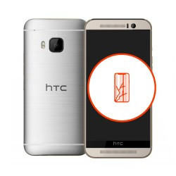 Wymiana wyświetlacza LCD digitizer dotyk HTC ONE M9