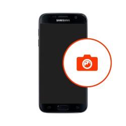 Wymiana szkiełka kamery Samsung Galaxy S7