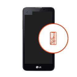 Wymiana wyświetlacza  LCD digitizer dotyk LG X CAM K58