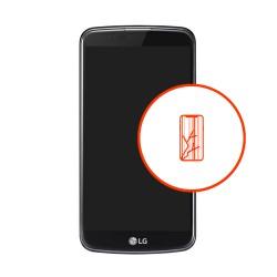 Wymiana wyświetlacza LCD digitizer dotyk LG K10 K420 K430