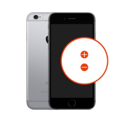 Wymiana przycisków głośności iPhone 6 Plus