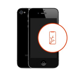 Wymiana wyświetlacza iPhone 4