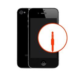 Wymiana gniazda słuchawek iPhone 4
