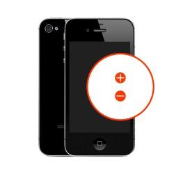 Wymiana przycisków głośności iPhone 4