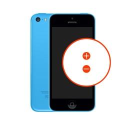 Wymiana przycisków głośności iPhone 5c