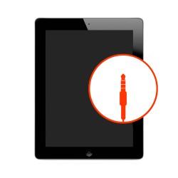 Wymiana gniazda słuchawek iPad 2