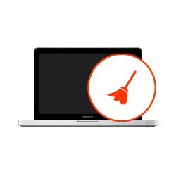 Czyszczenie i konserwacja Macbook