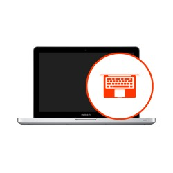 """Wymiana klawiatury Macbook Pro Unibody 13"""""""