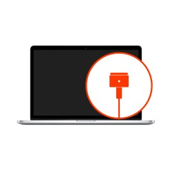"""Wymiana złącza ładowania Macbook Pro Retina 13"""" 2013 - 2014"""