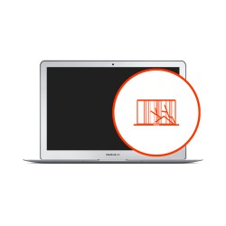 "Wymiana skrzydła LCD Macbook Air 13"" 2012"
