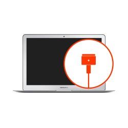 """Wymiana złącza ładowania Macbook Air 13"""" 2012"""